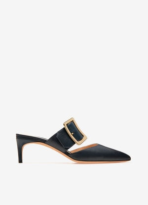 NAVY GOAT Pumps - Bally