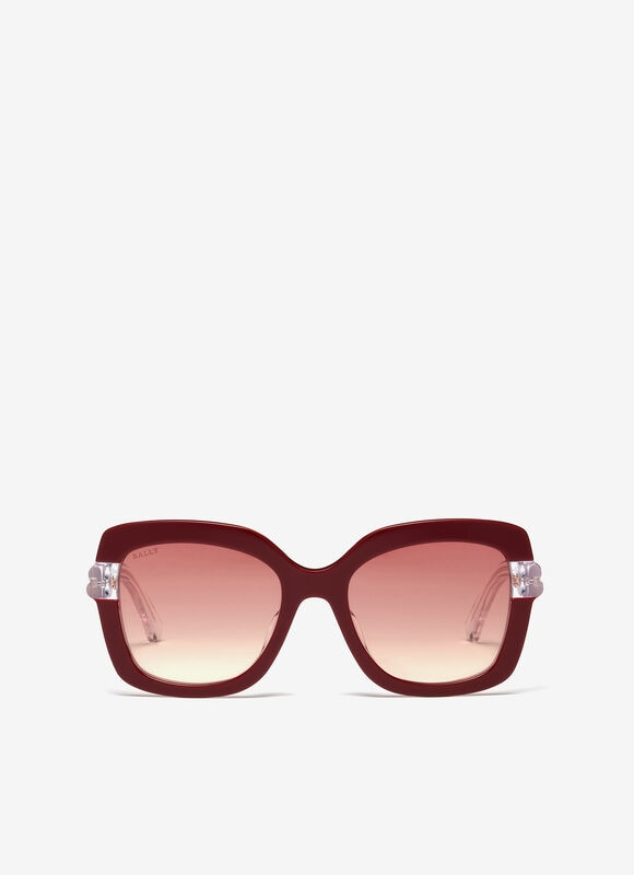 MULTICOLOR PLASTIC Sunglasses - Bally