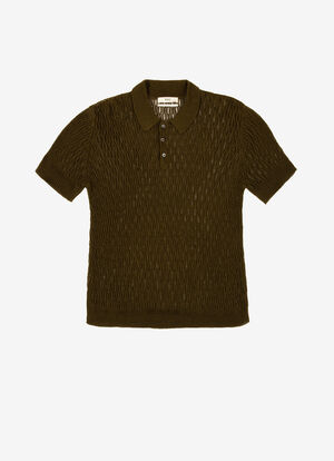 BROWN LINEN Knitwear - Bally