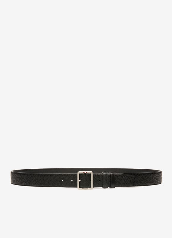 BLACK BOVINE Belts - Bally