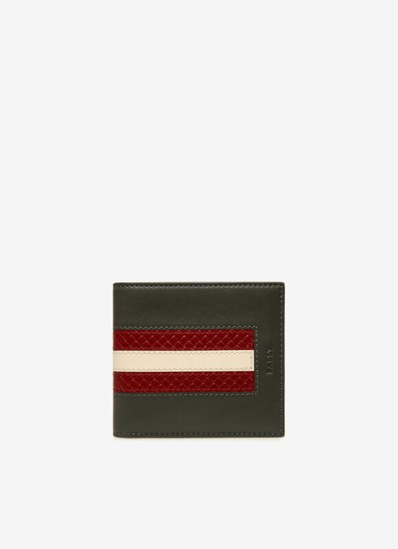 GREY BOVINE Wallets - Bally