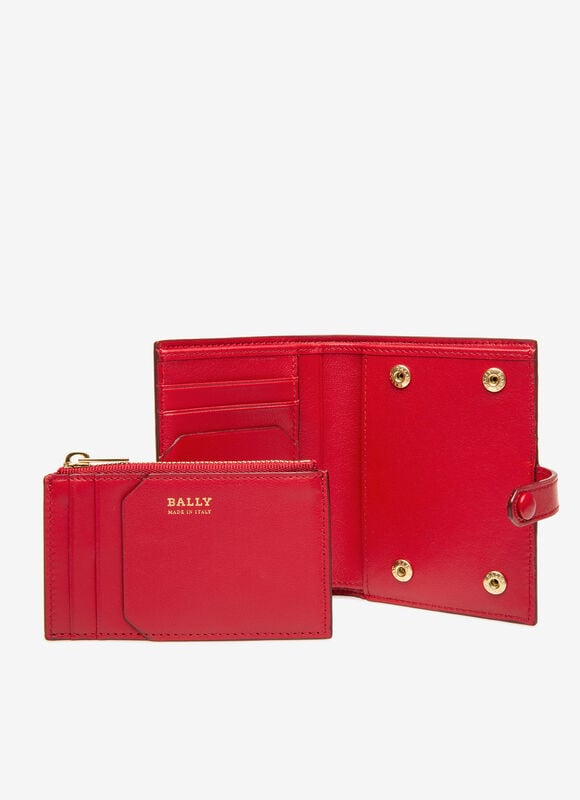 RED BOVINE Wallets - Bally