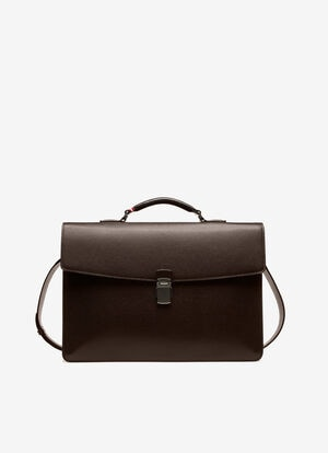 BROWN BOVINE Business Bags - Bally