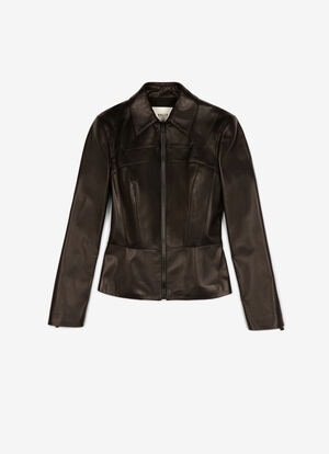 BLACK LAMB NAPPA Leather - Bally