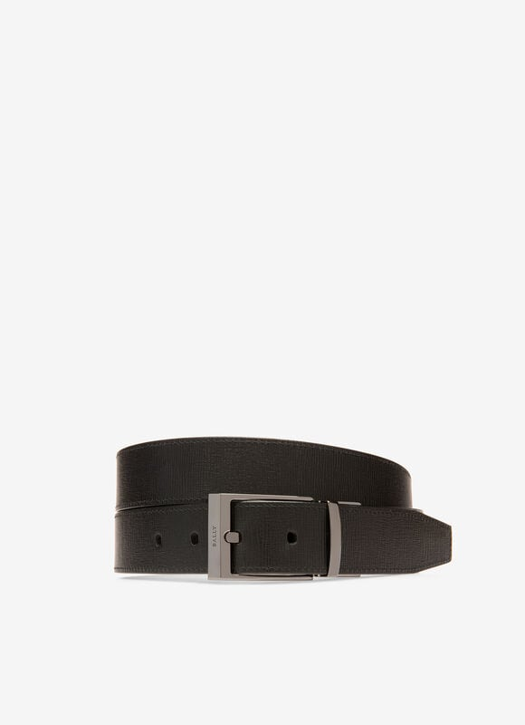 BLACK CALF Belts - Bally