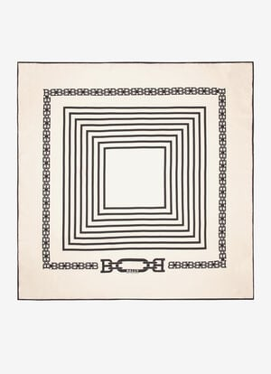 NEUTRAL SILK Scarves - Bally