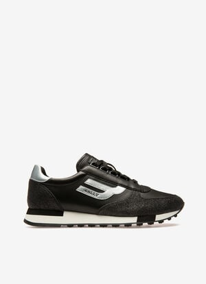 BLACK MIX SYNT Shoes - Bally