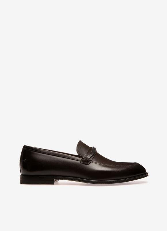 BROWN CALF Shoes - Bally