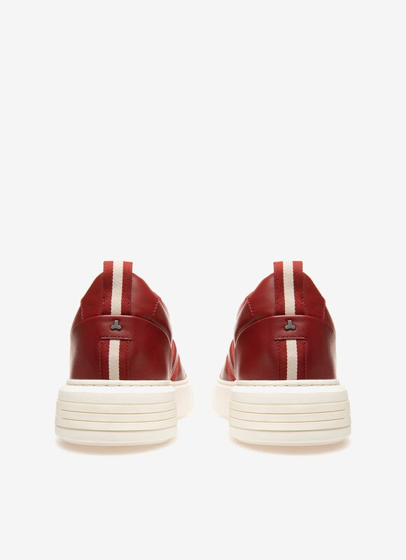 RED LAMB Sneakers - Bally