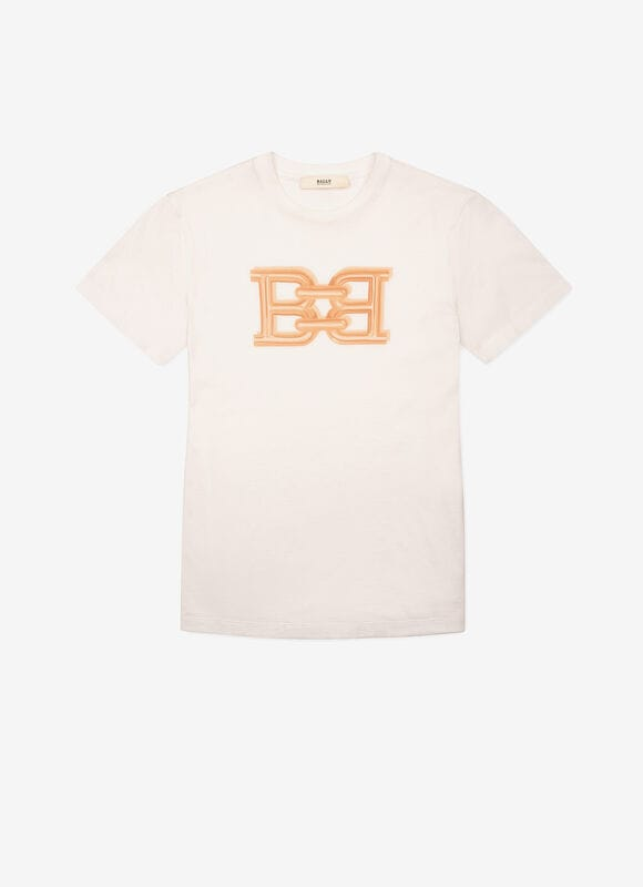 WHITE COTTON Tops - Bally