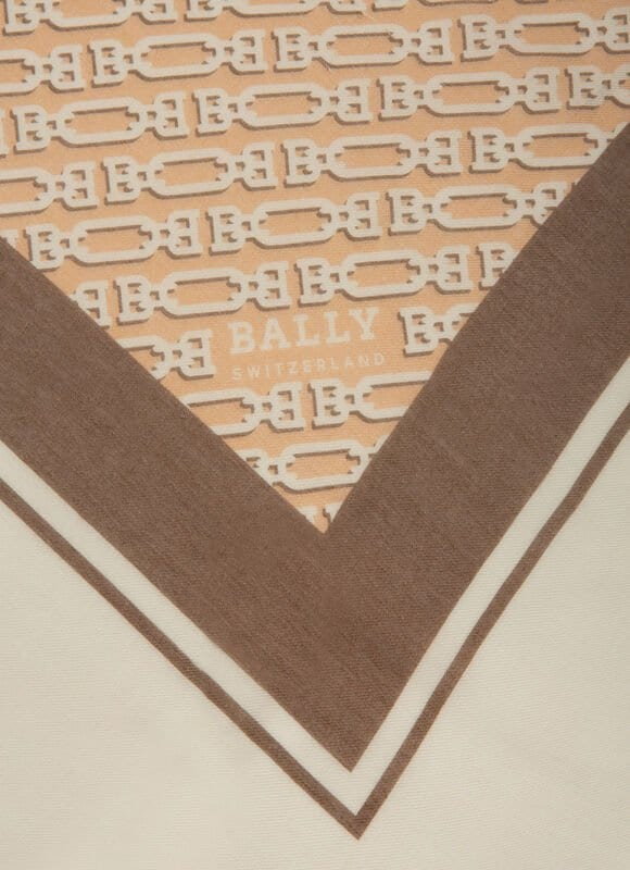 BROWN MIX WOOD/SYNTH Scarves - Bally