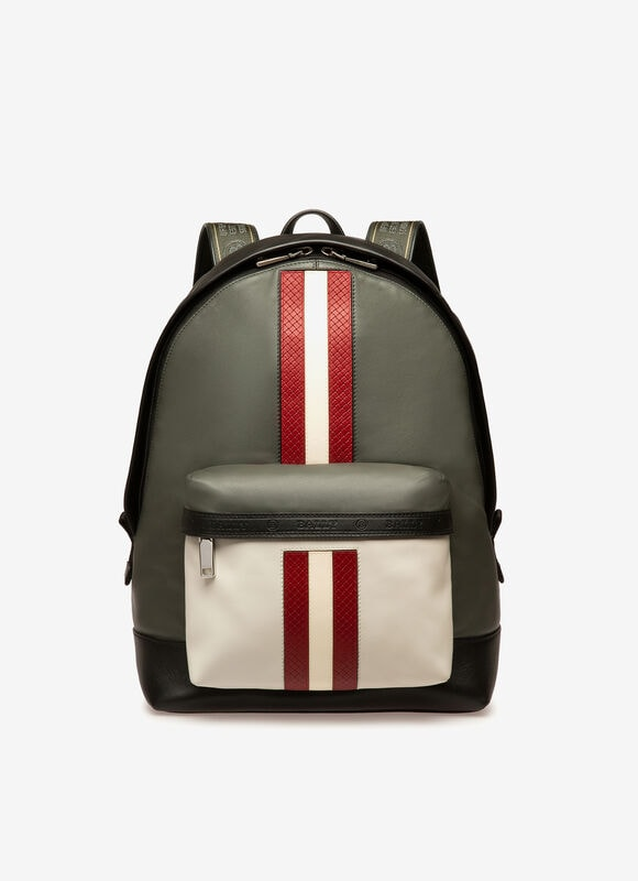 MULTICOLOR BOVINE Backpacks - Bally