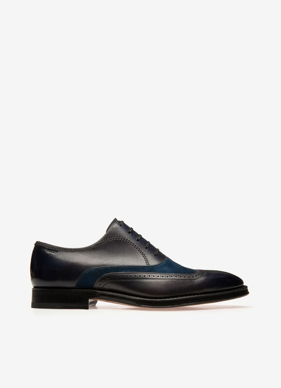 GREY CALF Shoes - Bally