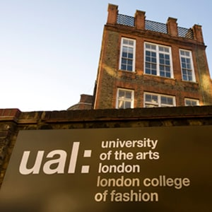 London College of Fashion collaboration